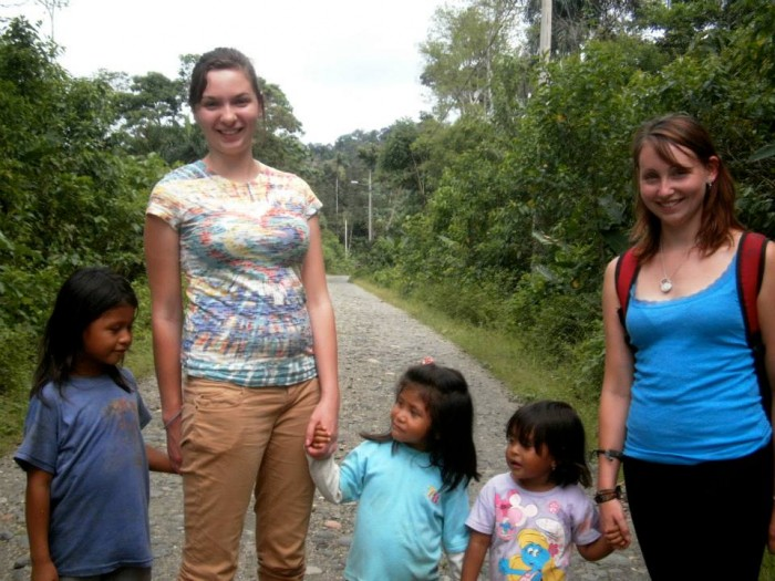 About Volunteering in Ecuador