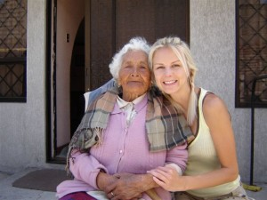 Volunteer Elderly Care Quito Ecuador