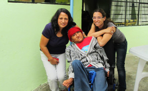 Volunteering Children with Special Needs Quito