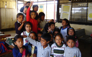 teaching english volunteer work quito ecuador